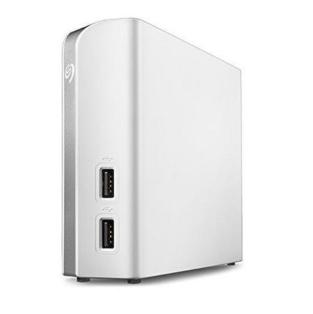 希捷(seagate) Backup Plus Hub for Mac STEM8000400 8TB 外置硬盘¥1142