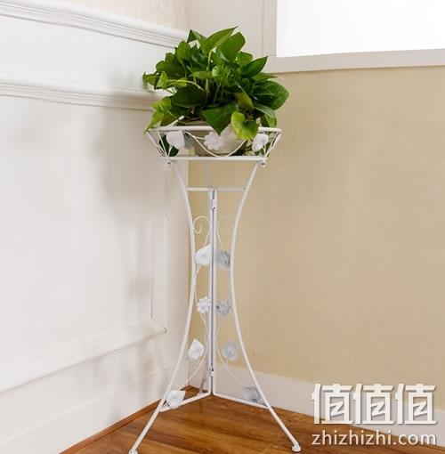 天猫:晶赞欧式铁艺花架,美观好看 22.9元包邮