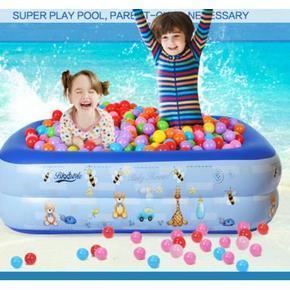 前1000名# 欧培 儿童戏水游泳池海洋球池 28返8.2元