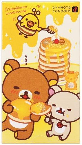 アキkondo aki所设计,可爱的小熊,轻松懒散的形象在日本家喻户晓.
