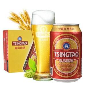 其实青岛啤酒的产品线很丰富,黑啤,白啤,皮尔森,果啤,原浆都有销售.