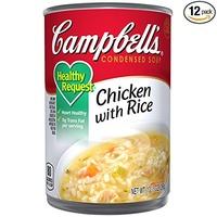低至$10.16, 相当于$0.84一罐 Campbell's 罐装速食汤 12罐包装, 多种口味可选