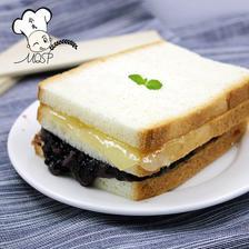 小夫 夹心紫米奶酪面包 1100g 3种口味 ¥16