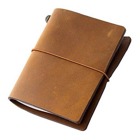 Midori TRAVELER&#39S Notebook 皮质笔记本 护照型¥206