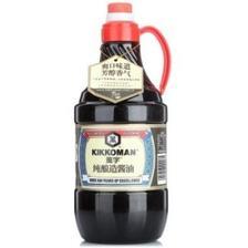 KIKKOMAN 万字 纯酿造酱油 1.8L (可用券) 15.4元