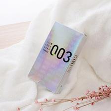 冈本(Okamoto) 避孕套 003 白金版 12片装 * 三盒装 ¥166