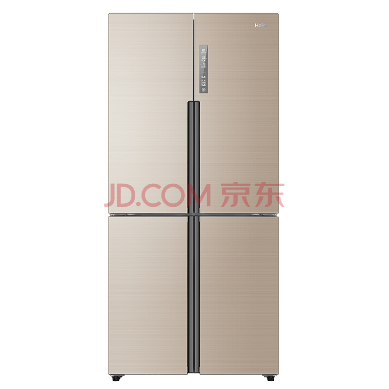 Haier 海尔 BCD-458WDVMU1 对开门冰箱 458升4299元