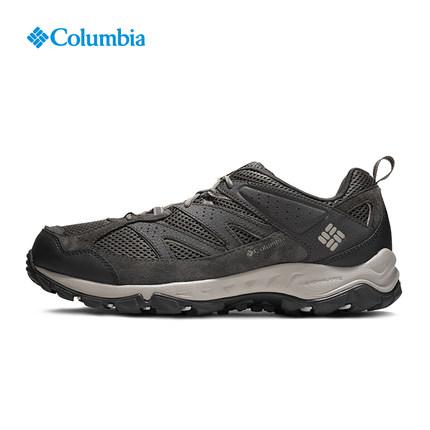 防滑耐磨!Columbia哥伦比亚户外17春夏新品男款缓震徒步鞋 479元包邮