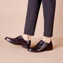 京东商城 奥康 男子商务正装鞋+男士皮带190.4元包邮 满2件8折后