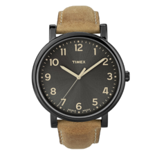 复古简约!天美时 TIMEX 原创经典系列 石英手表 中性 T2N677 好价289元包邮(