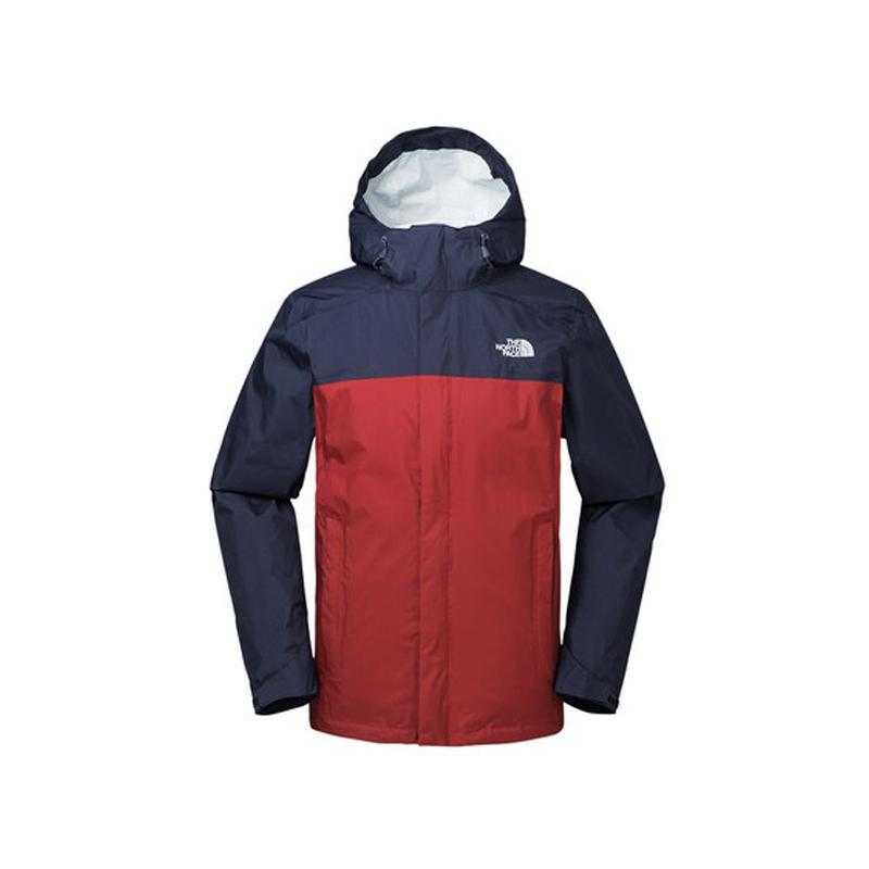 The North Face北面 春夏新款防水防风可打包户外男士冲锋衣 2XTB *2件 799元(合399.5元/件)