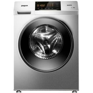 三洋(SANYO) WF100BIS565S 10公斤 变频滚筒洗衣机2099元