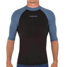 限尺码:迪卡侬 冲浪防晒快干短袖T恤 TRIBORD 100 39.9元