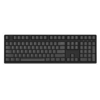 15日0点:ikbc DC-108 黑色 红轴 蓝牙机械键盘 原厂cherry轴 樱桃轴 108键  券后529元