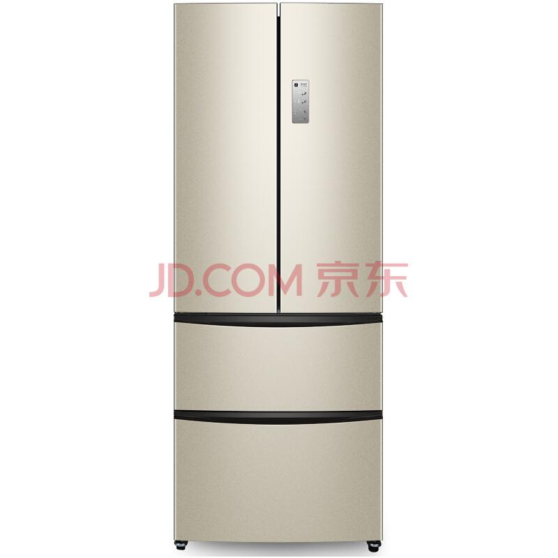 容声Ronshen 439升 双变频多门冰箱 智能wifi 一级能效 风冷无霜 抑菌除味 ¥3799
