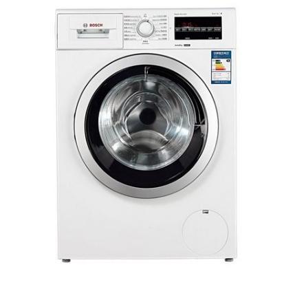 博世(BOSCH) XQG80-WDG244601W 8KG 全自动滚筒洗衣机 低噪音 除菌 高低温 ¥4088