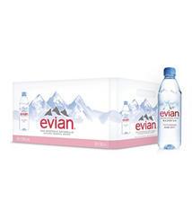 依云(evian) 天然矿泉水 500ml* 24瓶 法国进口 ¥99