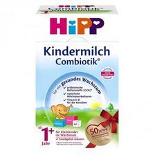 德亚直邮:Hipp 喜宝 益生菌元婴幼儿奶粉 1 段 600g 4件装 亚马逊海外购 5.9折