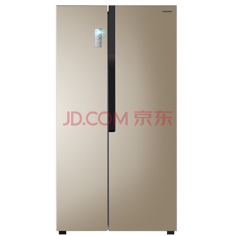 历史新低: Ronshen 容声 BCD-636WD11HPA 对开门冰箱 636L 包邮(下单立减)2999元