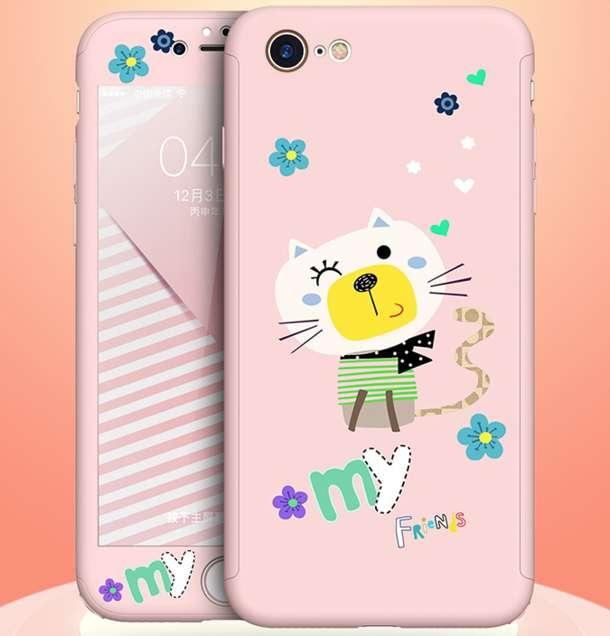 FEELYMOS/非尼膜属 全包防摔磨砂 iphone6手机壳 9.9元包邮(29.9-20)