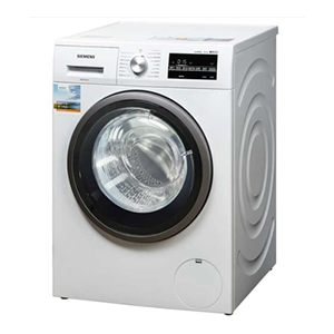 SIEMENS西门子 WD12G4601W洗衣机 8公斤 包邮3998元