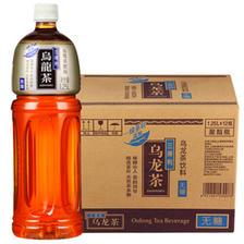 味醇沁人!Suntory三得利乌龙茶1250ml*12瓶/箱 63.9元