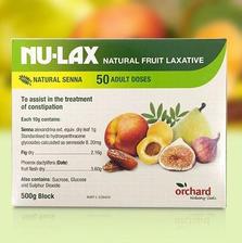 乐康膏(NU-Lax) 天然果蔬排毒润肠通便 500g*3盒*2 清理宿便 排肠毒 ¥313