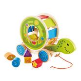 Hape E8038 玩具乌龟 拖拉玩具 *3件 199元包邮(合66.33元/件)