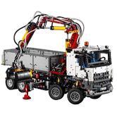 折合1287.93元 LEGO 乐高Technic科技系列42043 奔驰Arocs 3245卡车