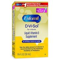 $7.04 Enfamil D-Vi-Sol 维生素D滴剂 50 ml