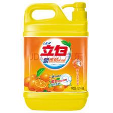 立白 新金桔洗洁精1.29kg/瓶 9.9元