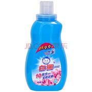 Baimao 白猫 无磷洗衣液 1kg *26件 100.4元(双重优惠)'