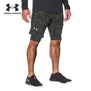 618冰点价:UA安德玛男子Threadborne运动短裤 319元包邮'