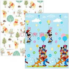 ¥118 迪士尼DISNEY 宝宝爬行垫 XPE拼接款 加厚双面婴儿爬爬垫 地垫1.5cm 60*60*6