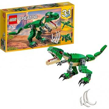 秒杀:LEGO 乐高 Creator 31058 凶猛霸王龙 积木玩具 亚马逊中国 6.4折 ¥109
