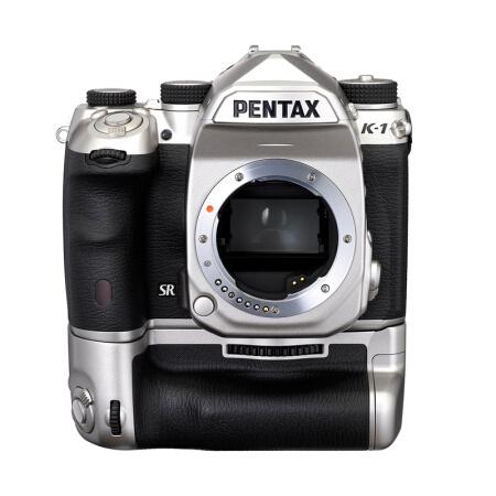 宾得(PENTAX) K-1 全画幅单反相机 银色限量版 全球仅售2000台!¥15989