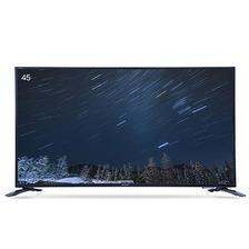 苏宁易购 SHARP夏普 LCD-45T45A 45英寸液晶智能电视1799元包邮 已降400元,限地区