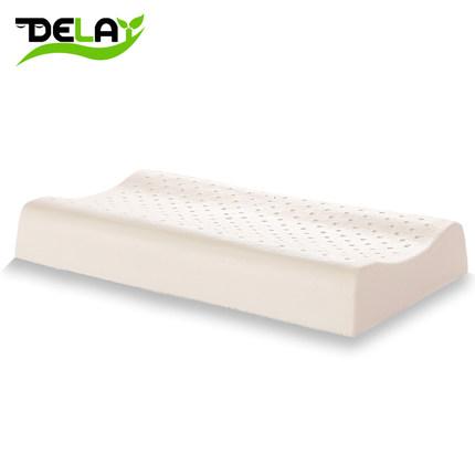 Delay 泰国进口天然乳胶枕+内套