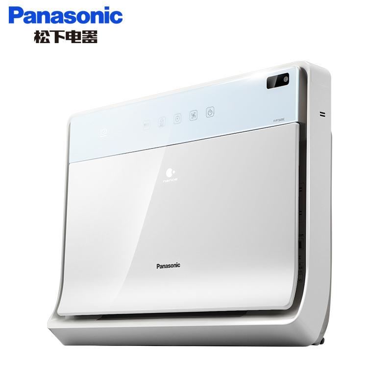 ¥1699 松下空气净化器 家用卧室室内去甲醛除烟除尘 日本氧吧房间除甲醛