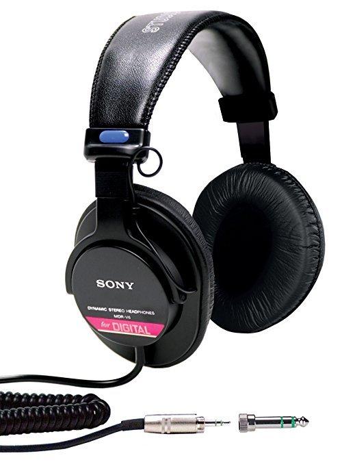 历史新低!中亚Prime会员 : 索尼(SONY) MDR-V6 头戴式耳机 466.79元466.79元
