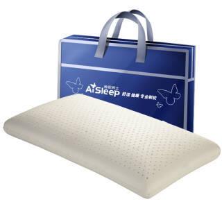 睡眠博士(AiSleep) 标准型乳胶成人枕头 加长型 115元