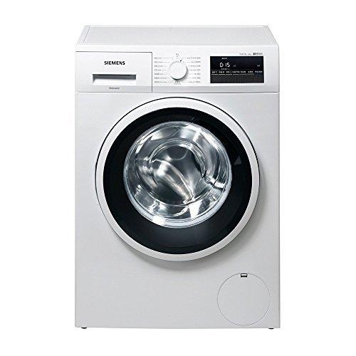 西门子(SIEMENS) WM12P2608W 8公斤 滚筒洗衣机 白色 变频1200转 正负洗 快洗15分钟2599元