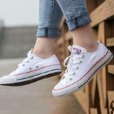 $36.3 / RMB231 直邮中美 CONVERSE 匡威帆布运动鞋 ALL STAR OX 额外85折