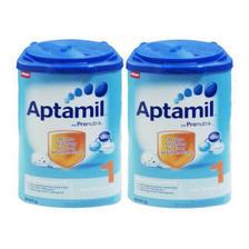 爱他美(Aptamil) Pronutra 婴幼儿配方奶粉 1段 800g*2罐 包税 券后299元包邮