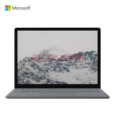 Microsoft 微软 Surface Laptop 笔记本电脑(i5-7200U、8GB、256GB)7999元
