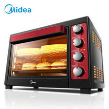 349元 美的(Midea) T3-L383B 38L 电烤箱