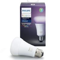 $38.97(原价$49.99) Philips Hue 可调色 A19 60W LED 智能灯泡