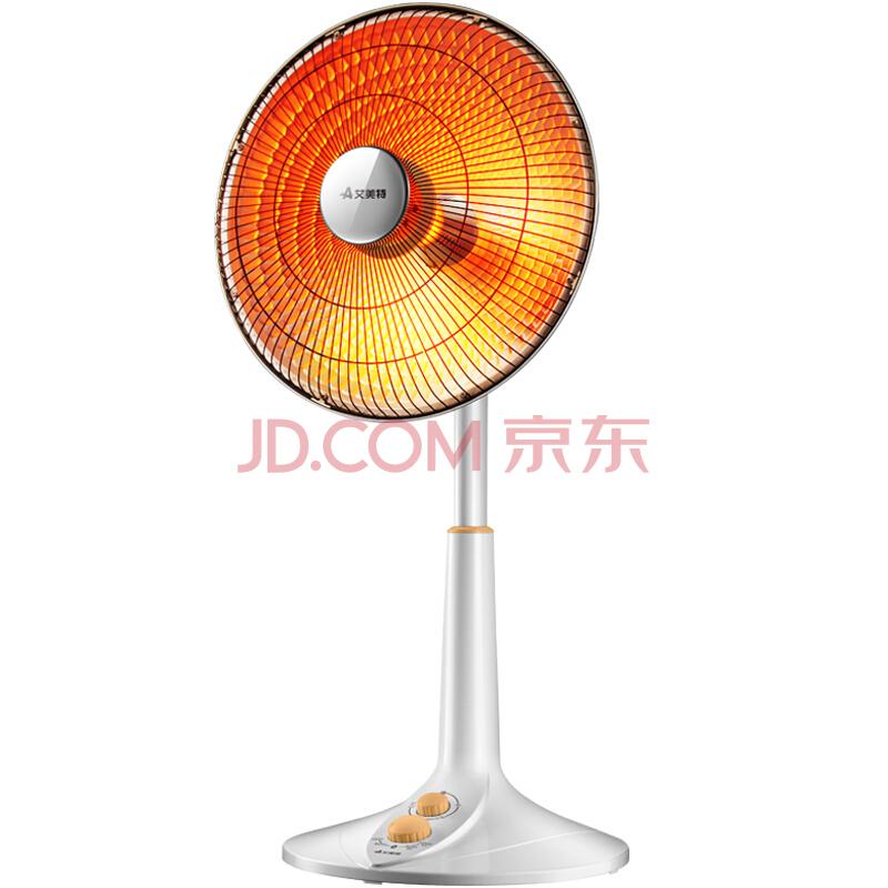 Airmate艾美特 取暖器/家用电暖器/电暖气 小太阳取暖器 HF1214T-W179元