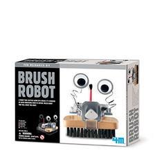 4M STEM科学益智玩具 机械工程系列 飞刷机器人(可99-10) 73元