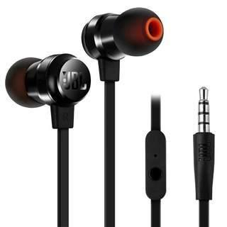 JBL T280A重低音入耳式通用耳机苹果音乐通话运动通用耳塞式耳机  券后149元